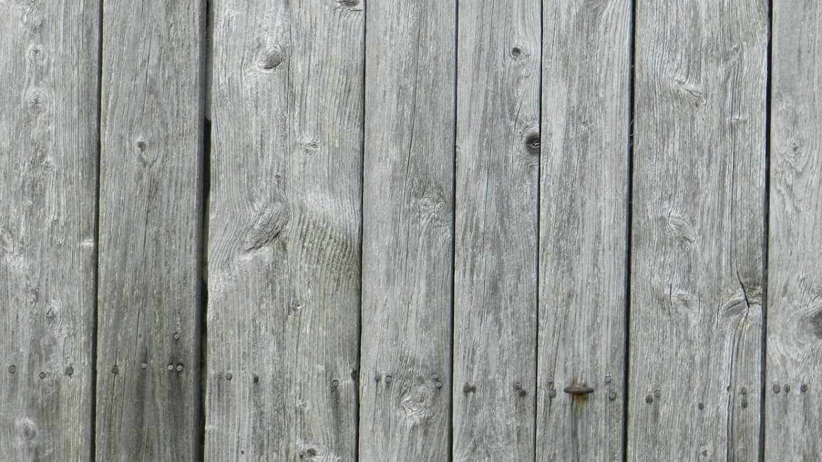 wood boards from barn
